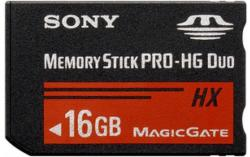 Sony Memory Stick Pro-HG Duo 16GB MSHX16B