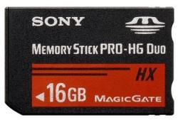 Sony Memory Stick Pro-HG Duo 16GB MSHX16A