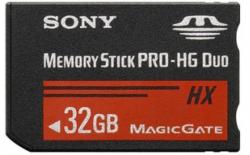 Sony Memory Stick Pro-HG Duo 32GB MSHX32B