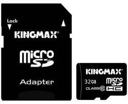KINGMAX MicroSDHC 32GB Class 10 KM32GMCSDHC10