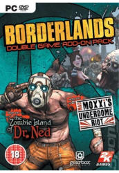 2K Games Borderlands Double Game Add-On Pack (PC)