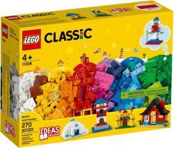 LEGO Classic - Kockák és házak (11008)