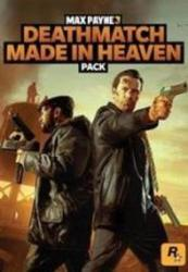 Rockstar Games Max Payne 3 Deathmatch Made in Heaven Pack DLC (PC)