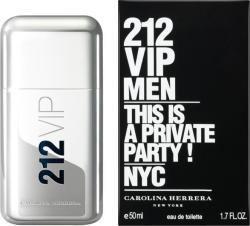 Carolina Herrera 212 VIP Men EDT 50ml