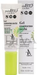 PuroBio Cosmetics Gel pentru ochi hidratant anti-pungi PuroBio Cosmetics 10-ml