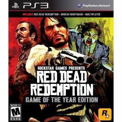Rockstar Games Red Dead Redemption [Game of the Year Edition] (PS3)