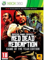 Rockstar Games Red Dead Redemption [Game of the Year Edition] (Xbox 360)