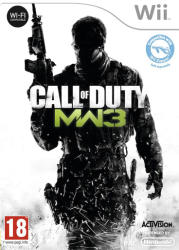 Activision Call of Duty Modern Warfare 3 (Wii)