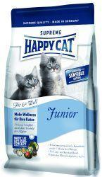 Happy Cat Supreme Fit & Well Junior - Salmon & Rabbit 1kg