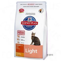 Hill's SP Feline Adult Light Chicken 300g
