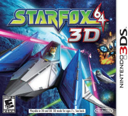 Nintendo Star Fox 64 3D (3DS)