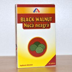American Lifestyle Nuca Neagra (30 comprimate)