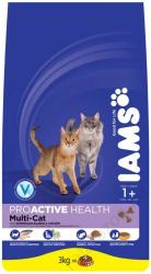 Iams Cat Multicat CKN Salmon 1,5kg