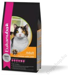 Eukanuba Cat Adult Chicken & Liver 10 kg
