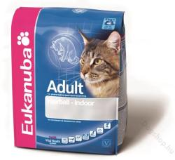 Eukanuba Cat Adult Hairball Indoor 2kg
