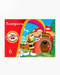 KOH-I-NOOR Tempera Bees Koh-i-noor - 6 (38282)
