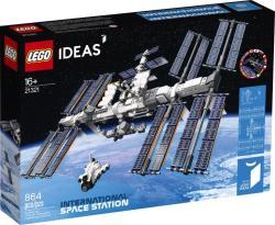 LEGO Ideas - Nemzetközi űrállomás (21321)
