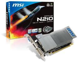 MSI GeForce 210 LP 1GB GDDR3 64bit PCIe (N210-MD1GD3H/LP)