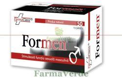 FarmaClass Formen (50 comprimate)
