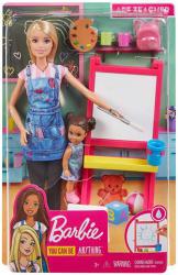 Mattel Lehetnék... - rajztanár Barbie