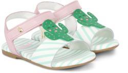 BIBI Shoes Sandale Fete Bibi Baby Birk Roz-Cactus