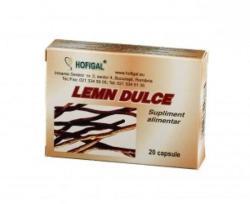 Hofigal Lemn Dulce (20 comprimate)