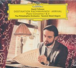 Deutsche Grammophon Daniil Trifonov: Destination Rachmaninov - nyelvkonyvbolt