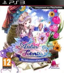 NIS America Atelier Totori The Adventurer of Arland (PS3)
