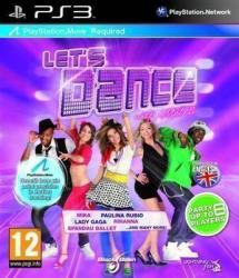 Black Bean Let's Dance with Mel B (PS3)