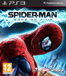 Activision Spider-Man Edge of Time (PS3)