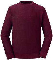 Russell Pure Organic Bluza Martina L Burgundy