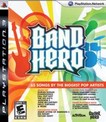 Activision Band Hero (PS3)