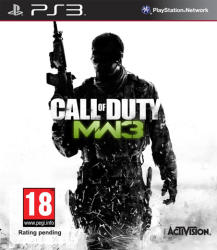 Activision Call of Duty Modern Warfare 3 (PS3)