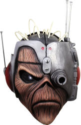 Trick Or Treat Mască Iron Maiden - Somewhere In Time - TTGM123