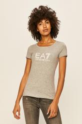 EA7 Emporio Armani - T-shirt - szürke S - answear - 18 990 Ft