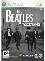 MTV Games The Beatles Rock Band (Xbox 360)