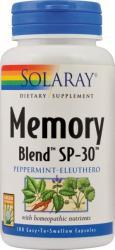 SOLARAY Memory Blend (100 comprimate)
