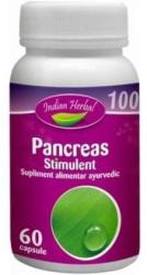 Indian Herbal Pancreas Stimulent - 60 comprimate