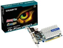 GIGABYTE GeForce 210 Silent 1GB GDDR3 64bit PCIe (GV-N210SL-1GI)