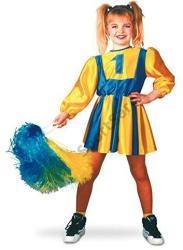 Carneval Cheerleader ruha - 164cm-es méret