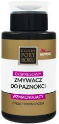 Cztery Pory Roku Soluție pentru înlăturarea lacului de pe unghii - Cztery Pory Roku 200 ml