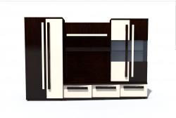 Spectral Mobila Biblioteca Carisma dulap stanga