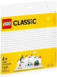 LEGO Classic - Fehér alaplap (11010)