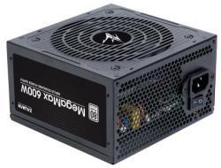Zalman MegaMax 600W 80+ (ZM600-TXII)