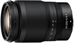 Nikon Nikkor Z 24-200mm f/4-6.3 VR (JMA710DA) Obiectiv aparat foto