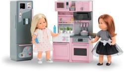 Corolle Bucătărie electronică cu frigider Ma Corolle pentru păpușă de 36 cm de la 4 ani (CO211160)