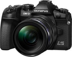 Olympus E-M1 III + 12-40mm