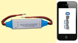 Cavi Dimmer ( variator) banda led 12V / 24V 144/288w monocolor control Bluetooth (E614M)