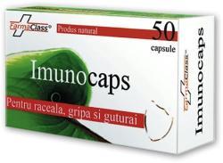 FarmaClass Imunocaps (50 comprimate)