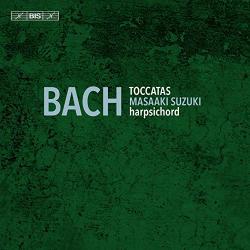 Bach, J. S Toccatas Bwv 910-916 -sac